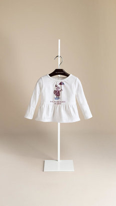 Burberry Baby Knight Top