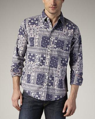 NSF Hanson Woven Shirt