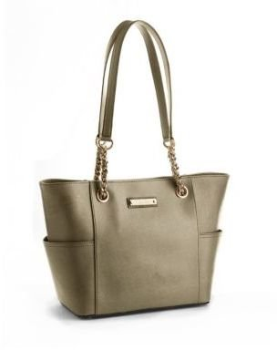 Calvin Klein Key Item Saffiano Leather Tote bag