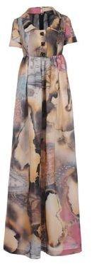 Giles Long dress