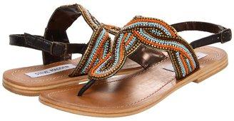 Steve Madden Shiekk (Coral Multi) - Footwear
