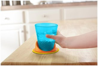 Fisher-Price Table Time Cups n' Coaster - Neutral - 5 oz