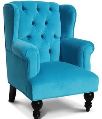 Jennifer Delonge Regency Parker CHILDS Wingback Chair