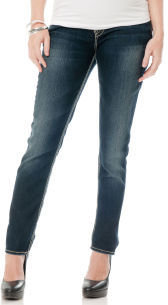 A Pea in the Pod Silver Jeans Secret Fit Belly® 5 Pocket Slim Leg Maternity Jeans