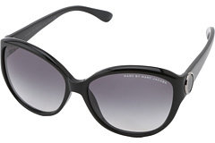 Marc by Marc Jacobs MMJ 384/S Plastic Frame Fashion Sunglasses