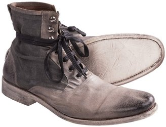 John Varvatos Bowery Ankle Boots (For Men)