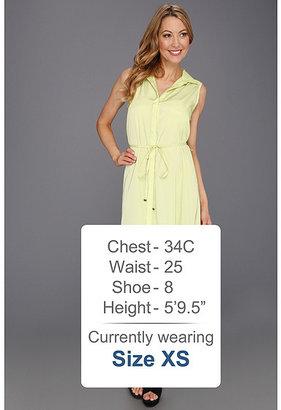 Kenneth Cole New York Emilie Sleeveless Shirtdress