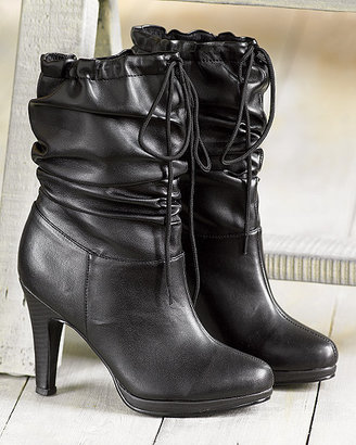 Newport News Slouchy mid-calf boot