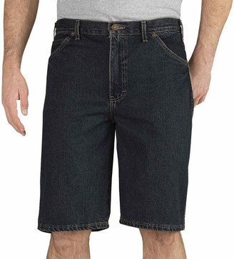 Dickies 11 Regular Fit 6-Pocket Denim Shorts