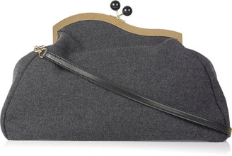 Fall Trend Accessories Report- The Oversized Clutch