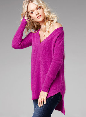 Victoria's Secret Angora Tunic Sweater