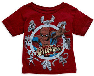 Spiderman MAD ENGINE Boys 2-7 Graphic T-Shirt