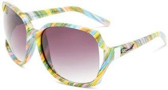 Crush Women's Rochelle Oversized Sunglasses