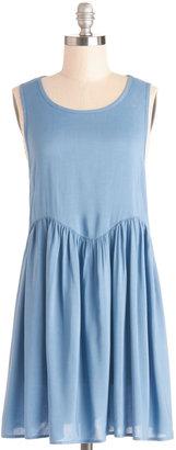 Wide-Eyed Wanderer Dress
