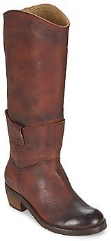 dkode INDIANA women's High Boots in Brown