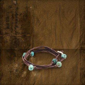 Denim & Supply Ralph Lauren Turquoise Beaded Bracelet