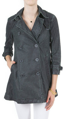 Gryphon D Ring Trench