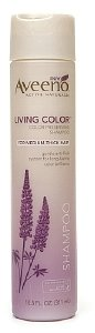 Aveeno Active Naturals Living Color Color Preserving Shampoo for Medium-Thick Hair