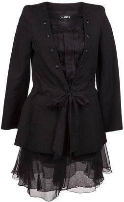 Chanel Pique suit