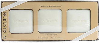 Nordstrom 'Tangerine Flower & Sandalwood' Scented Soap Set