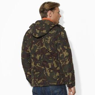 Polo Ralph Lauren Garrison Camo Combat Jacket