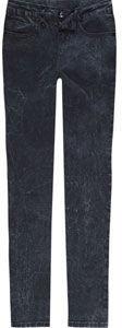 Freestyle REVOLUTION Acid Wash Girls Skinny Jeans