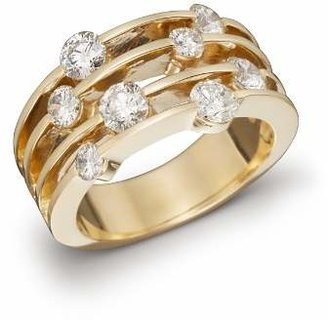 Bloomingdale's Diamond Band in 14K Yellow Gold, 1.50 ct. t.w. - 100% Exclusive