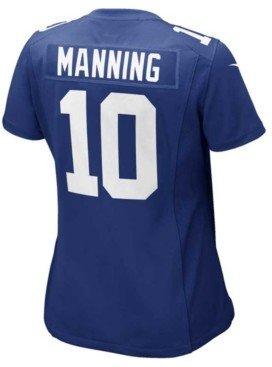 Nike Women's Eli Manning New York Giants Game Jersey