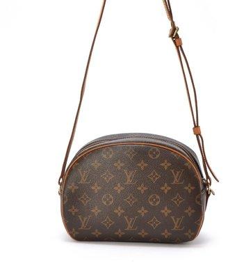 Louis Vuitton Pre-Owned: brown monogram canvas 'Blois' bag