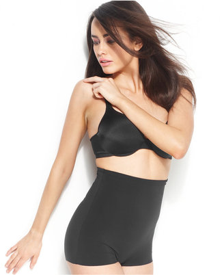 Maidenform Light Control Sleek Smoothers Invisible Power High Waist Boyshort 2059 $24 thestylecure.com
