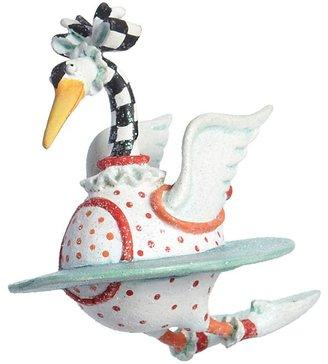 Patience Brewster Mini Swan a Swimming Ornament