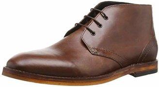 Hudson Men's Houghton 2 Calf Chukka Boots, Brown (Tan), 44 EU
