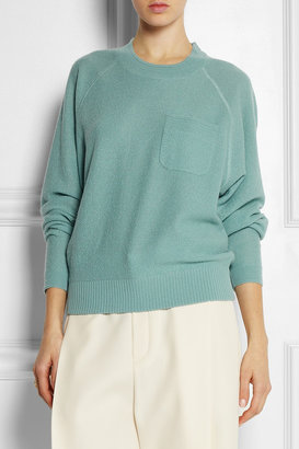 Chloé Textured-cashmere sweater
