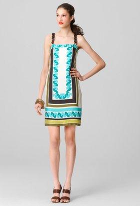 Milly Adrienne Chain Dress