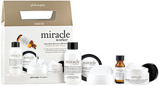 Philosophy miracle worker trial kit 1 kit