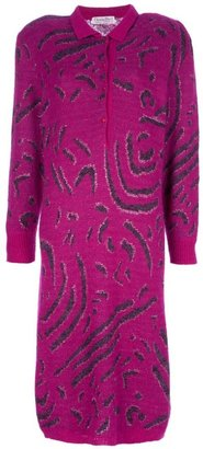 Christian Dior Pattern dress