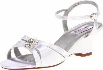 Dyeables Women's Cassie Leather Sandal