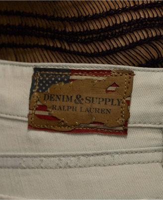 Denim & Supply Ralph Lauren Jeans, Cropped Skinny, Colfax Wash
