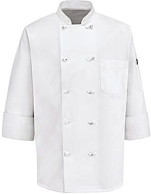 JCPenney Chef Designs® Executive Chef Coat – Big & Tall