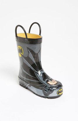Western Chief 'Batman Everlasting' Rain Boot (Walker, Toddler, Little Kid & Big Kid)