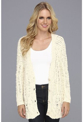 Free People The Fable Cardi (Parchment) - Apparel