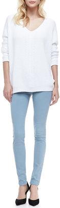 Vince Riley Super-Stretch Legging Jeans