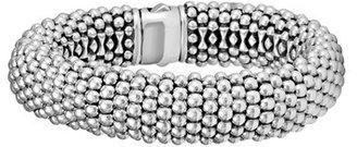 Women's Lagos Signature Caviar Wide Rope Bracelet (Online Only) $795 thestylecure.com