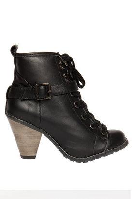 Charlotte Ronson Courtney Combat Boot