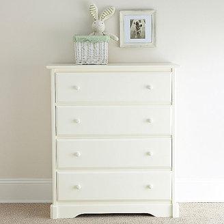 Rockland Hartford 4-Drawer Chest - Antique White