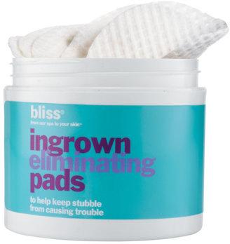 Bliss Ingrown Hair Eliminating Peeling Pads - 50ct $38 thestylecure.com