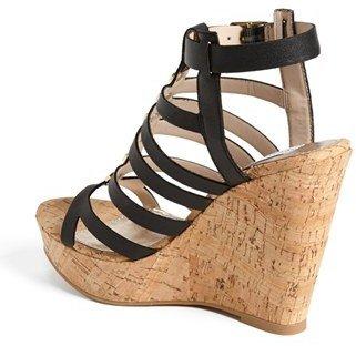 Steve Madden 'Indyanna' Wedge Sandal