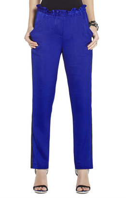 BCBGMAXAZRIA Bennet Cropped Carrot Pant