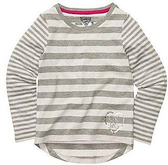 Osh Kosh Long-Sleeve Striped Tee - Girls 4-6x