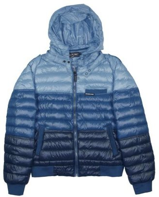 Members Only Men's Tricolor Down Racer